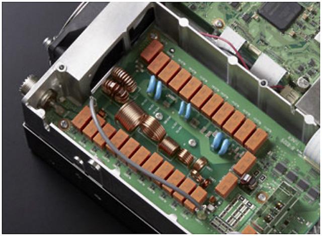 ICOM IC7300 : Nouvel émetteur-récepteur à FPGA Ic7300atu