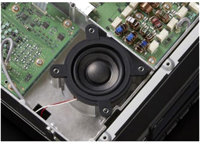 ICOM IC7300 : Nouvel émetteur-récepteur à FPGA Ic7300spkr